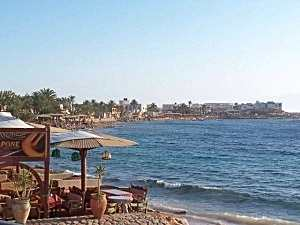 Dahab beachfront restaurants